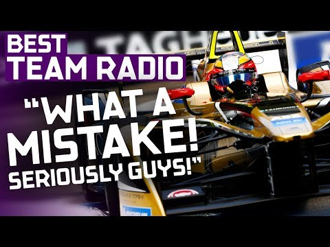 """What An Idiot!"" Best Team Radio 
