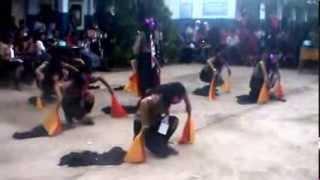 "Semaphore Dance ""SMPN 6 Makassar"" di KOMPAS IV 2013"