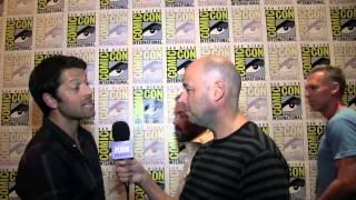 Supernatural Interviews, Comic Con 2014