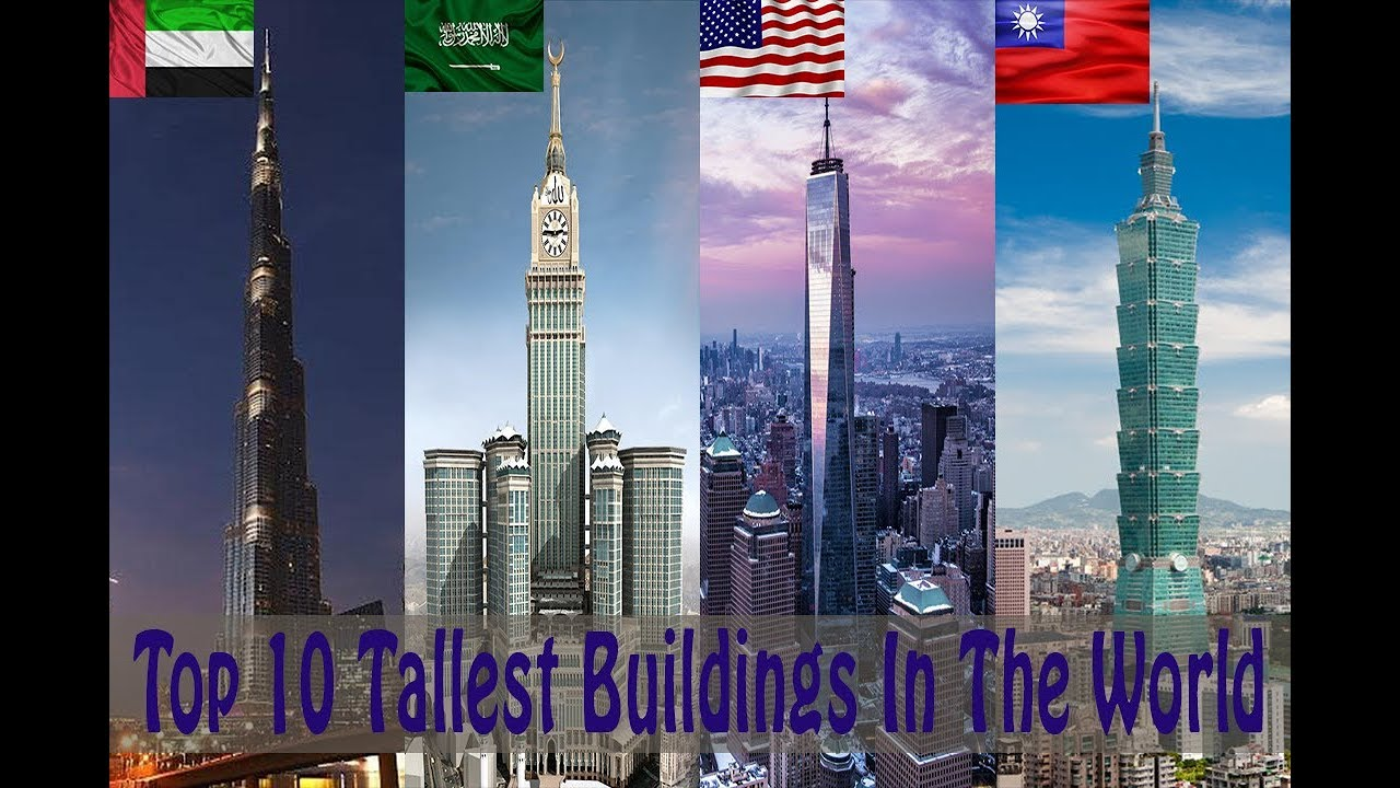 Top 10 Tallest Buildings In The World 2017 | Tallest ...