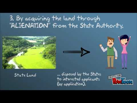 Land Law Part II