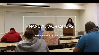 Financial Workshops | Tabor Community Services