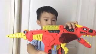 Sizo - Dinosaur Gun Toy   Children Toys   Sizo ToysReview TV