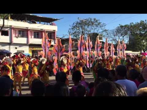 フィリピン最大の祭り シヌログ セブバージョン