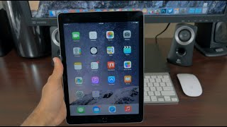 iPad Air 2 Unboxing and First Impressions