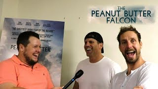 PEANUT BUTTER FALCON - Interview With The Writers And Directors Tyler Nilson And Michael Schwartz