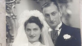 תיעוד נדיר: סרטון חתונה מ-1939 של זוג יהודים הולנדי שהוביל לגילוי של סוד מדהים
