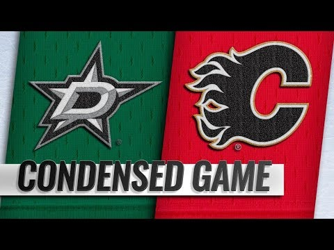 Dallas Stars vs Calgary Flames | Nov.28, 2018 | Game Highlights | NHL 2018/19 | Обзор матча
