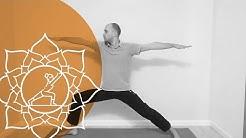 Séance complète de hatha yoga, niveau intermédiaire