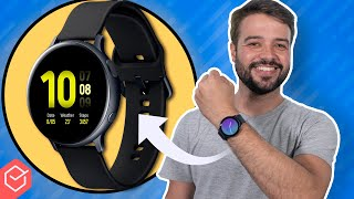 GALAXY WATCH ACTIVE 2 - vale a pena? | Análise / Review Completo