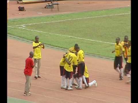 Tony Odur Hattrick v Burundi