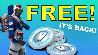 🔥How to Get FREE Korean Alpine Ace Skin And VBUCKS!!! 🔥 | Fortnite Battle Royale PC Gameplay