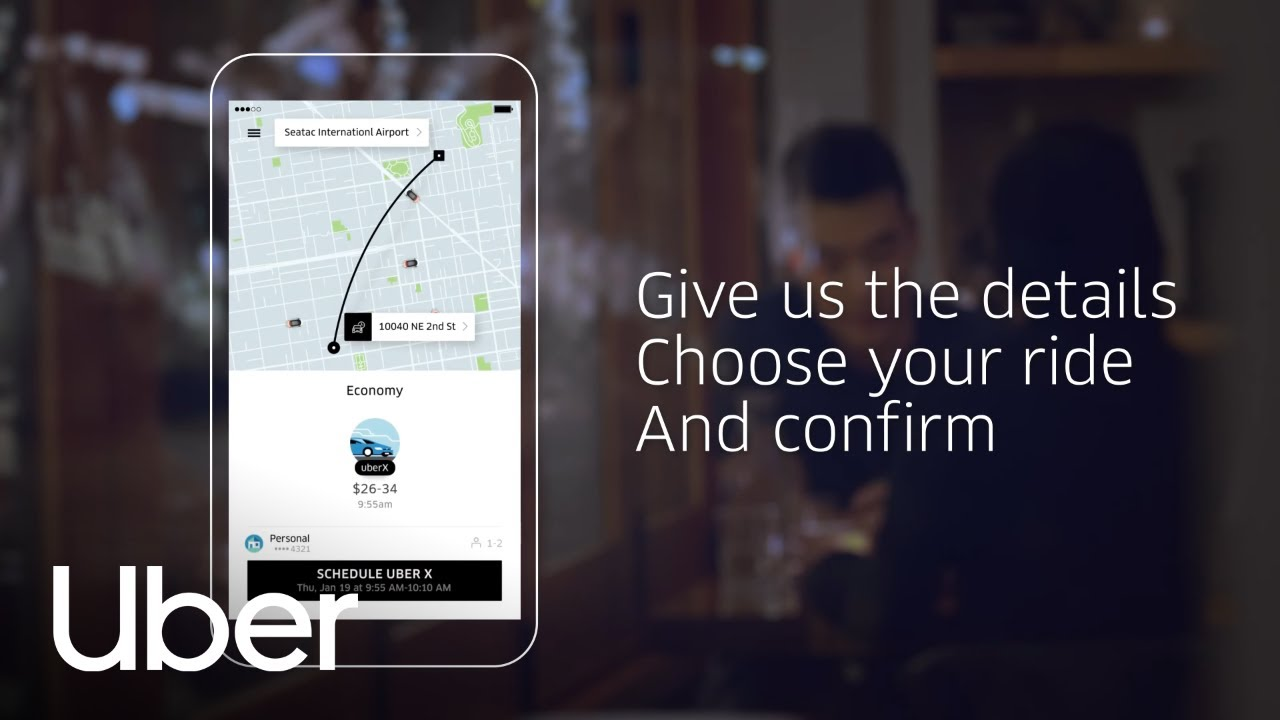 How to Schedule a Ride in the Uber App | Uber