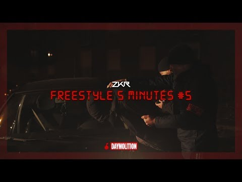 Youtube: ZKR – Freestyle 5 min #5 I Daymolition