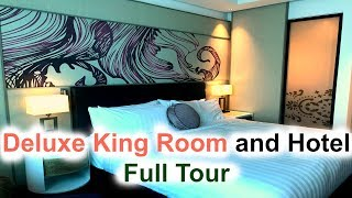 AMARI HOTEL, JOHOR BAHRU (Deluxe King, Pool and Gym Full Tour!)