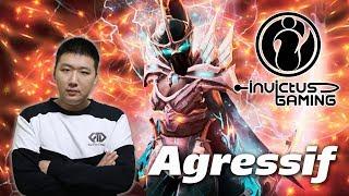 Agressif Phantom Assassin | Invictus Gaming | Dota 2 Pro Gameplay