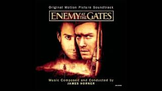 The River Crossing to Stalingrad - Enemy at the Gates Score - James Horner