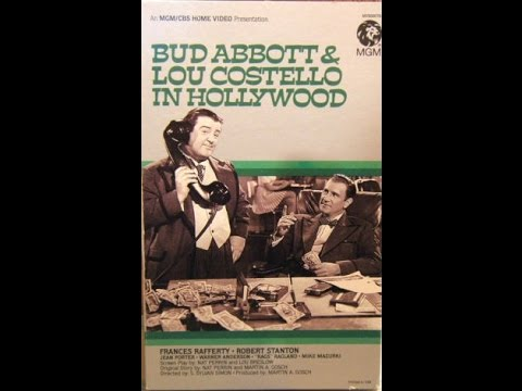 Abbott and Costello in Hollywo... is listed (or ranked) 33 on the list The Best Lucille Ball Movies