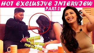Rajshri Ponnappa interview | hot inteview | rajshri ponnappa hot special interview | tn360 | epi-9