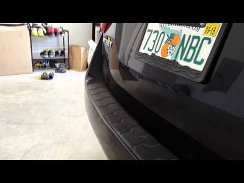 Pensacola Paintless Dent Removal *Honda Odyssey Repair*