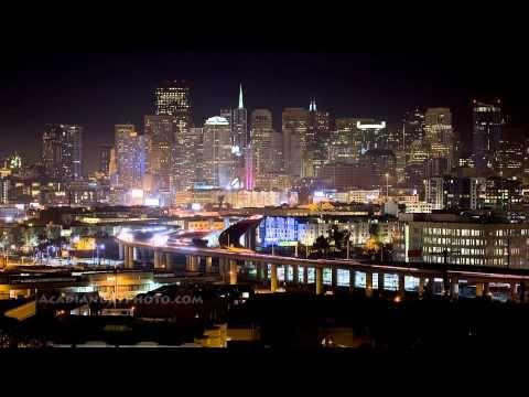 San Francisco Time Lapse Showcase