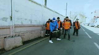 Пародия на песню Между нами тает лед. /#2