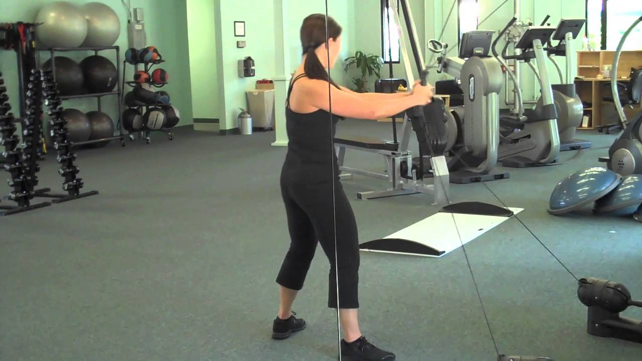 Technogym kinesis workouts eoua blog for Technogym all in one