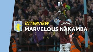 Interview | Marvelous Nakamba
