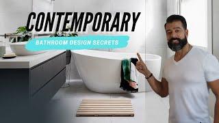 Modern Master Ensuite Design Layout Ideas 2018