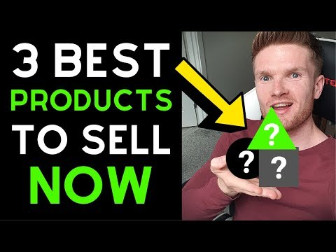 🤑 SELL THESE 3 PRODUCTS NOW | Shopify dropshipping thumbnail
