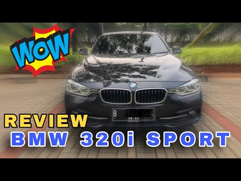 BMW 320I SPORT Review INDONESIA