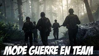 Call of Duty : World War II | Mode Guerre avec Team de Choc