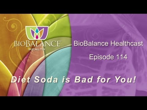 Diet Soda is Bad For You!