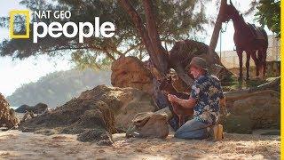 Weterynarz z Hawajów - oglądaj na Nat Geo People