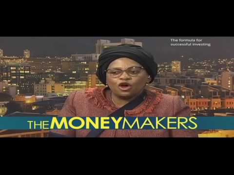 Water and Sanitation Minister Nomvula Mokonyane on S.A's water economy, drought