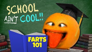Annoying Orange - School Isn't Cool Supercut