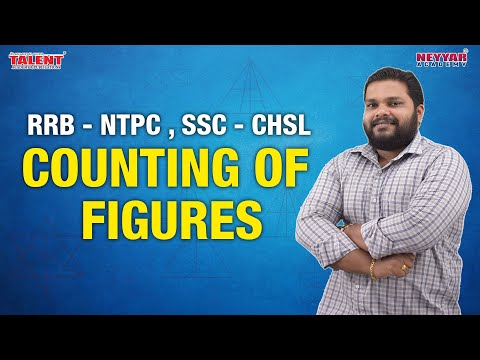 Easy Tricks To Solve Counting Of Figures | SSC CGL | Malayalam | Neyyar Academy