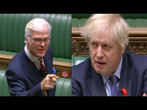 Swayne thrashes Johnson's authoritarian Tier government but warns Labour would be worse