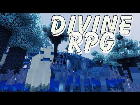 Обзор мода Divine RPG [Minecraft] [1.12.2]