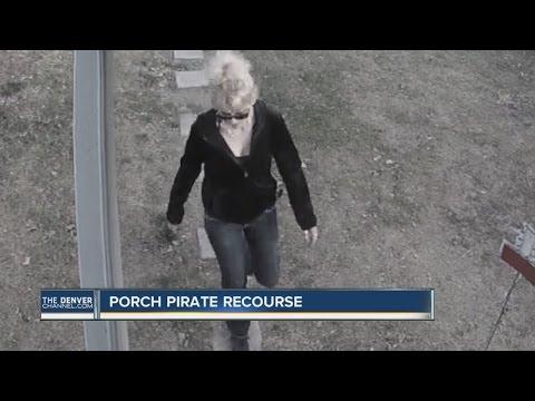 Porch Pirate recourse