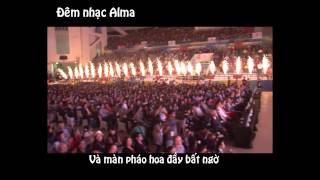 """Alma tổ chức sự kiện Đêm nhạc """"Sẻ chia khoảnh khắc"""" (HD)"""