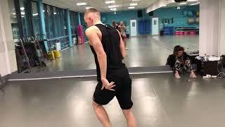 Урок №11 - Обучалка Шафл - Повороты новичка (Turn, Twist)