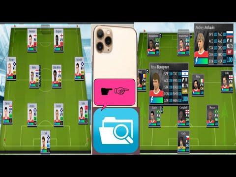 cách hack game dream league soccer 2016 ios - Hướng Dẫn Cách Tải File Và Chép File Game Dream League Soccer Cho IOS