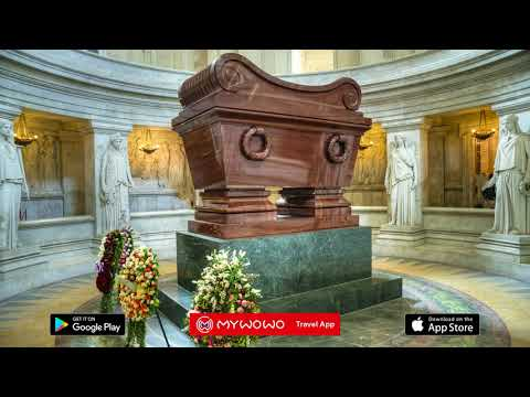 Invalides – Napoleon's Tomb – Paris – Audio Guide – MyWoWo  Travel App