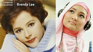 Fatin Shidqia - Someone To Love Me(Brenda Lee) Wow!Suaranya Benar Benar Mirip,Sulit Dibedakan!Mantap