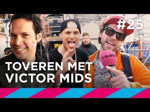 Backstage Koningsdag met STUK, Noah Zeeuw en Victor Mids! - HARM & KEES | SLAM!