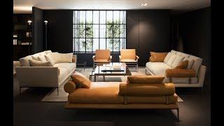 видео Итальянская мягкая мебель