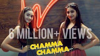 Chamma Chamma|Dance Choreography ft. Janki Bodiwala|Neha Kakkar|Ikka|Bollywood dance|Tips Official