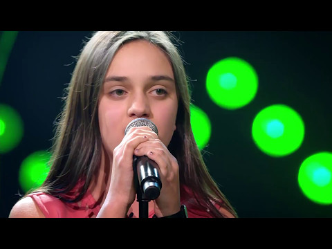 Sofia - &39;Ice Queen&39;  Blind Auditions  The Voice Kids  VTM