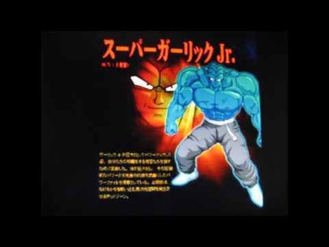 Images des personnages de dbz tenkaichi 3